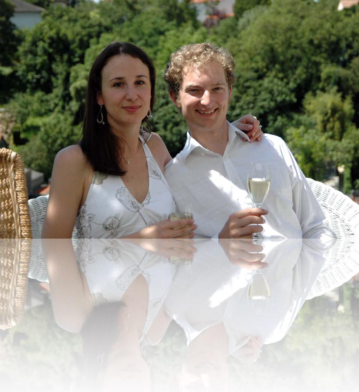 Mariage de sandrine et jean philippe for The sur le nil mariage freres